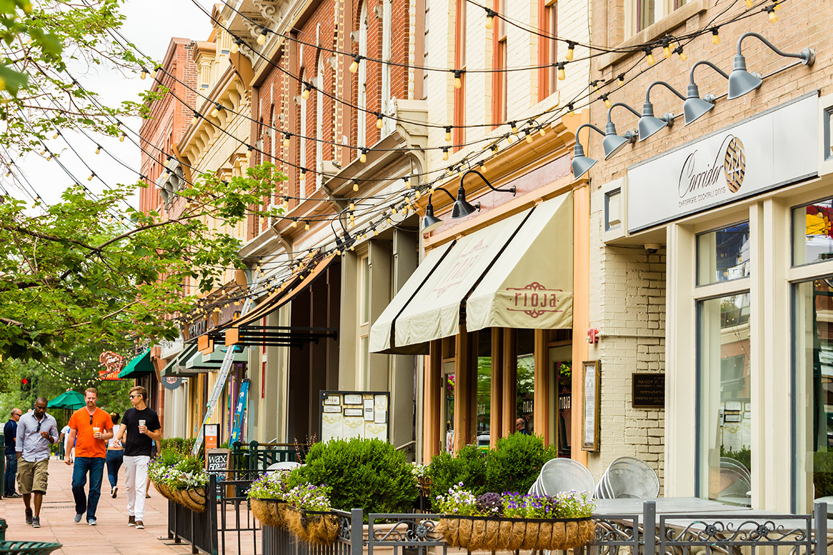 Commercial Real Estate Services - Mixed Use Property