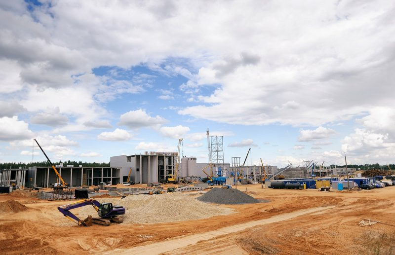 Commercial Real Estate | Construction Site