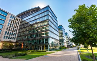 Commercial Real Estate | Corporate Buildings